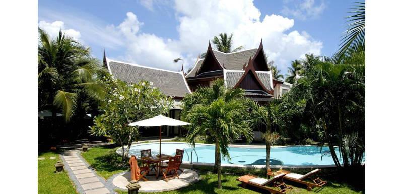 Himmaphan boutique hotel, Phuket