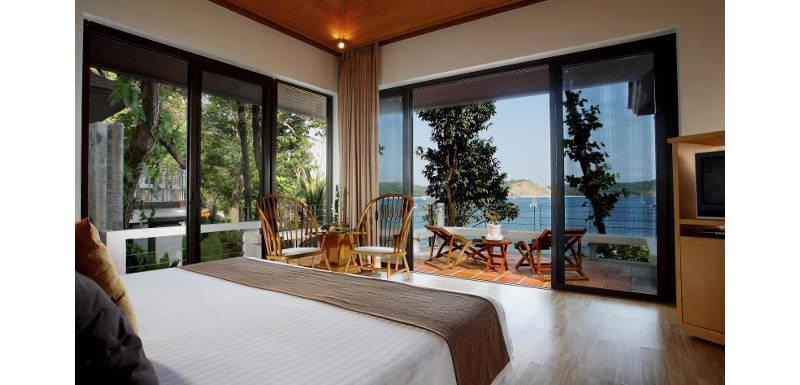 Baan Krating hotel, Rawai Beach, Phuket