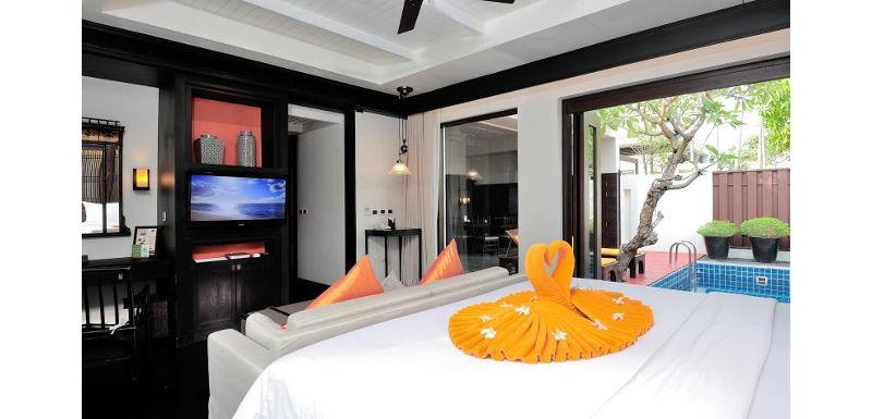 Malisa Villa Suites, Kata Beach, Phuket
