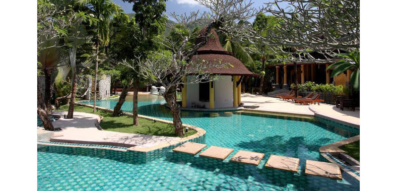 Village Resort, Karon Beach, Phuket
